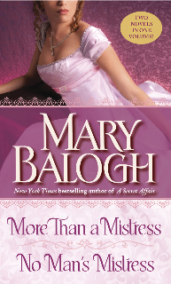 Mary Balogh y las Amantes