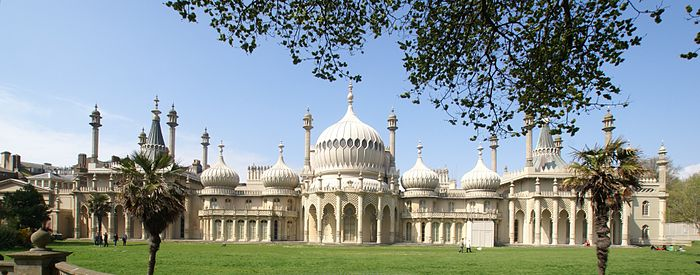 Brighton Royal Pavillions