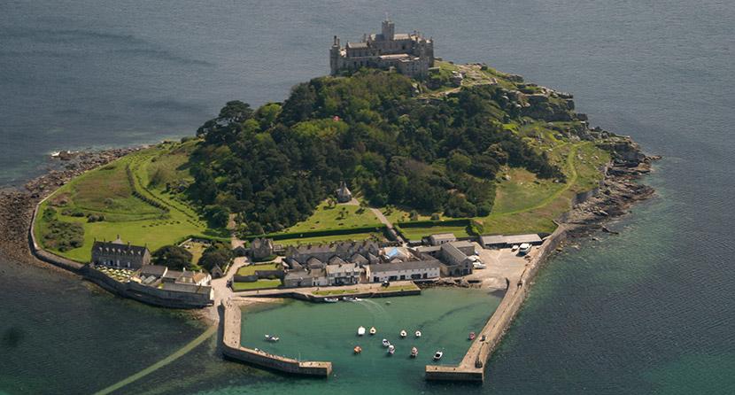 Mont Saint-Michel isla