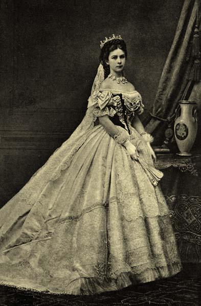 Sissi reina de Hungría