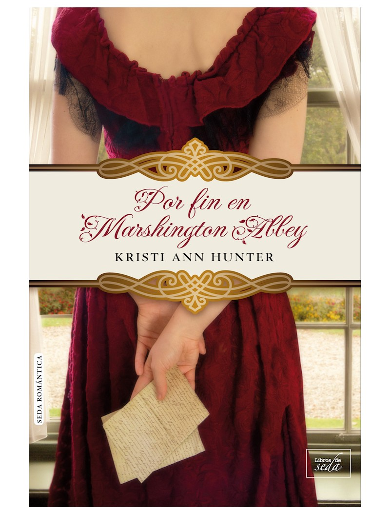Portada de Por fin en Marshington Abbey de Kristi Ann Hunter