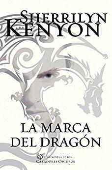 Portada de La marca del dragón, de Sherrilyn Kenyon