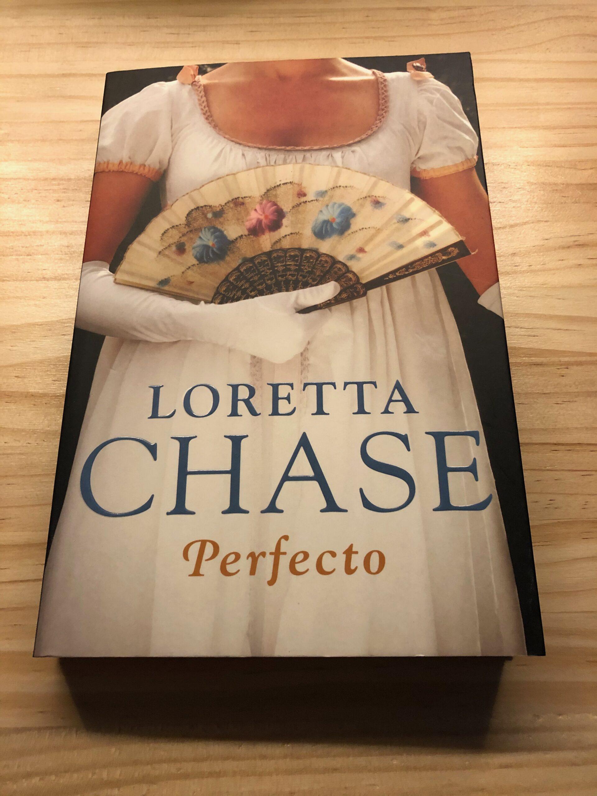 Portada del libro Perfecto, de Loretta Chase